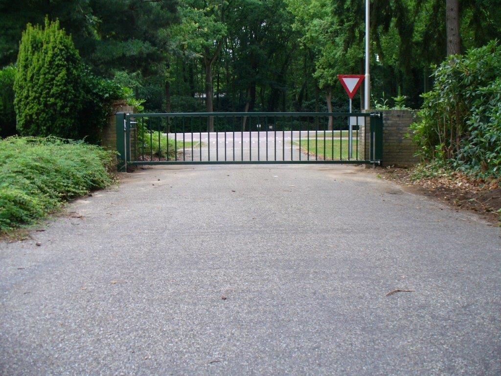 Enkele poort